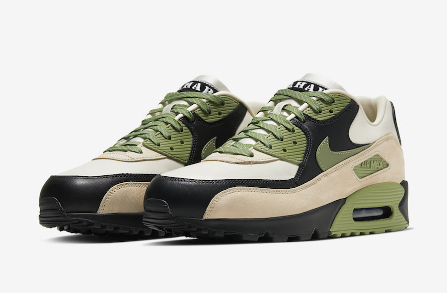 Official Look at the Nike Air Max 90 Lahar Escape Pack
