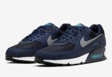Nike Air Max 90 Obsidian CV1634-400 Release Date Info