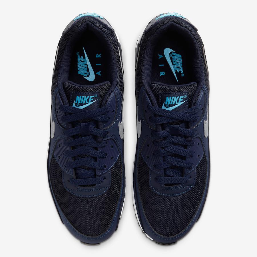 No se mueve Refinar Sin sentido  nike air max 90 essential racer blue color shoes 90 Obsidian CV1634-400  Release Date Info | Gov