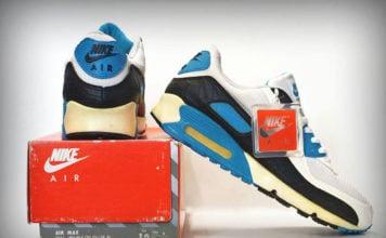 Nike Air Max 90 OG Laser Blue 2020 Release Date Info