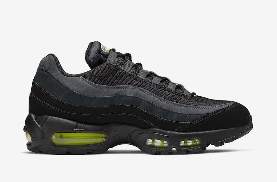 "Retro: Nike Air Max 95 ""Neon"" | Sneakerjagers"