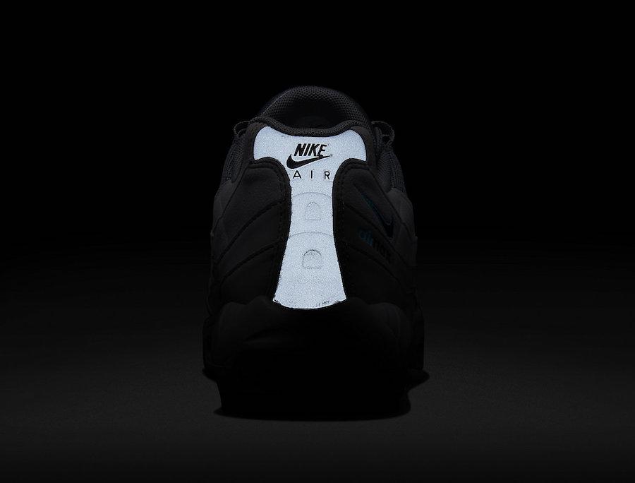 Nike Air Max 95 Retro Logo CV1635-001 Release Date Info