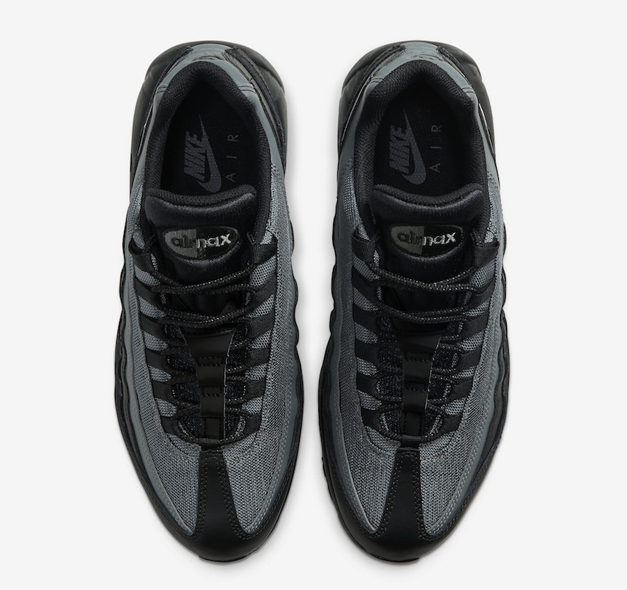 Nike Air Max 95 Smoke Grey Black CI3705-002 Release Date Info