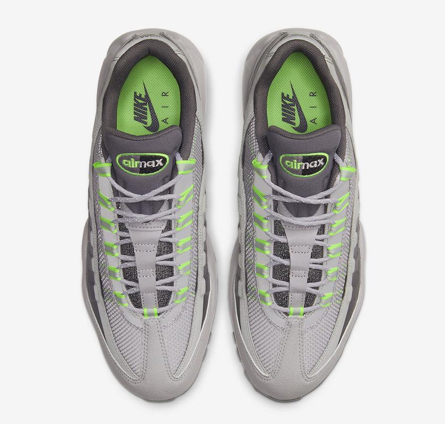 Nike Air Max 95 Utility Grey Green BQ5616-002 Release Date Info