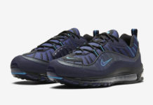 Nike Air Max 98 Navy Light Blue CD0132-001 Release Date Info