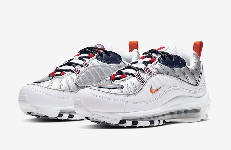 Won Sudor declaración  nike total shox ebay shoes 98 Starfish Wolf Grey Gym Red CQ3990-100 Release  Date Info | SneakerFiles