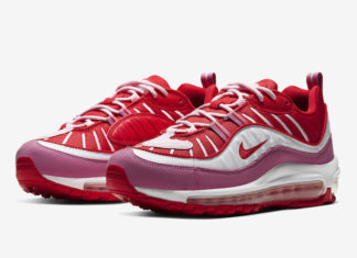 Nike Air Max 98 Valentines Day CI3709-600 Release Date Info