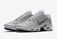 Nike Air Max Plus Grey Reflective CU3454-002 Release Date Info