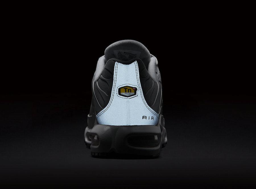 Nike Air Max Plus Grey Reflective CU3454-002 Release Date Info