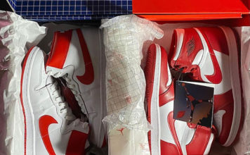 Nike Air Ship Air Jordan 1 Pack Release Date Info