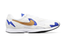 Nike Air Streak Lite White Gold Blue CD4387-100 Release Date Info