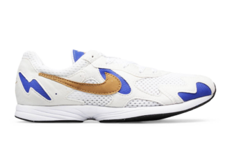 Nike Air Streak Lite White Gold Blue CD4387-100 Release Date Info