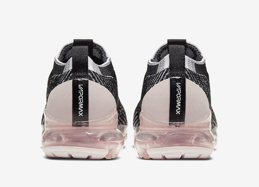 Nike Air VaporMax 3.0 Black White Pink Gold CU4748-001 Release Date Info