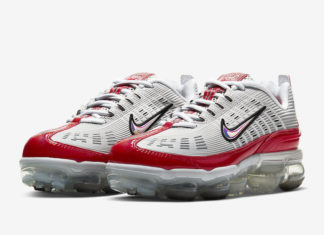 Nike Air VaporMax 360 University Red CK2719-001 Release Date Info