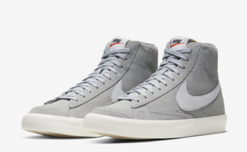 Nike Blazer Mid 77 Suede Wolf Grey CI1172-001 Release Date Info
