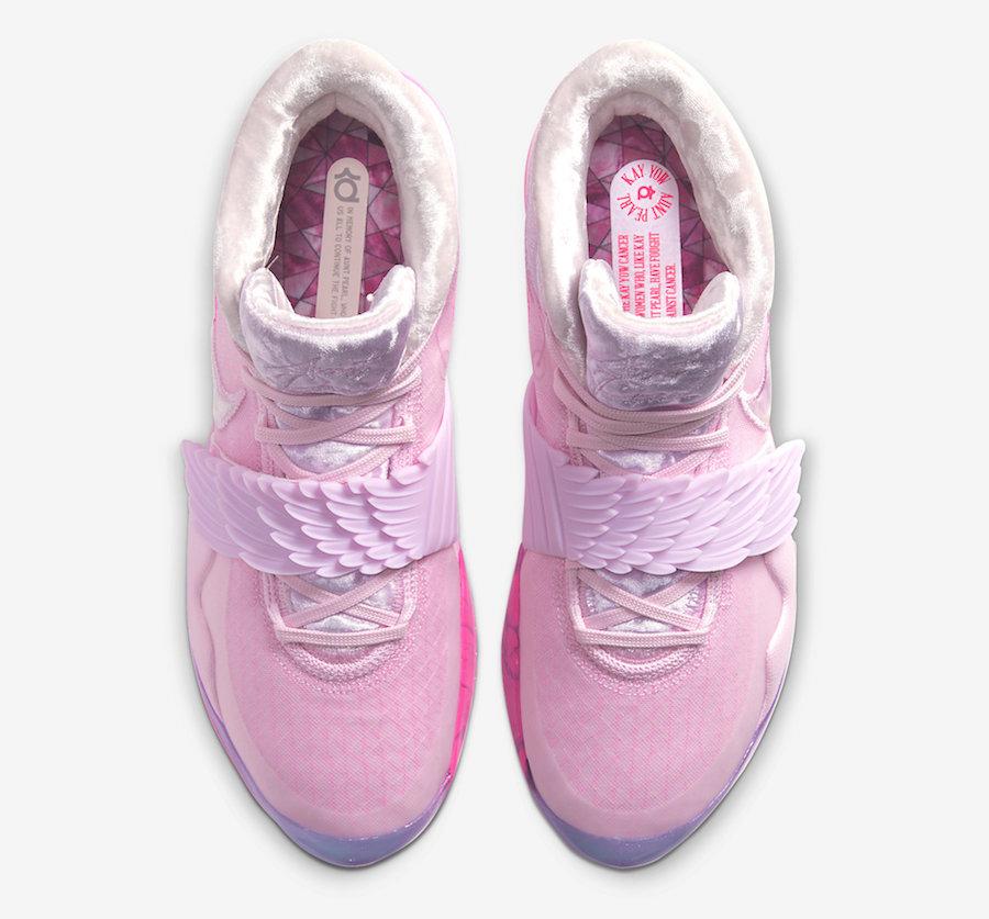 Nike KD 12 Aunt Pearl CT2740-900 Release Date Info