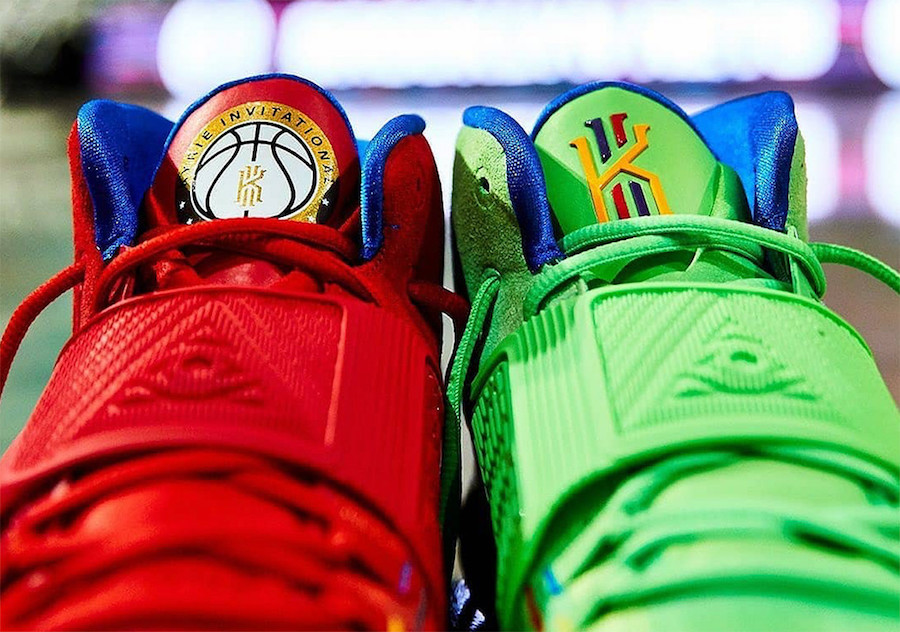 Nike Kyrie 6 Invitational Mismatch PE