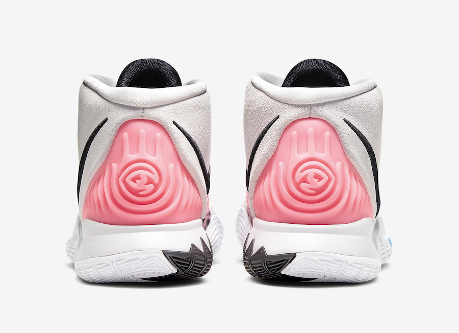 Nike Kyrie 6 Vast Grey BQ4630-003 Release Date Info