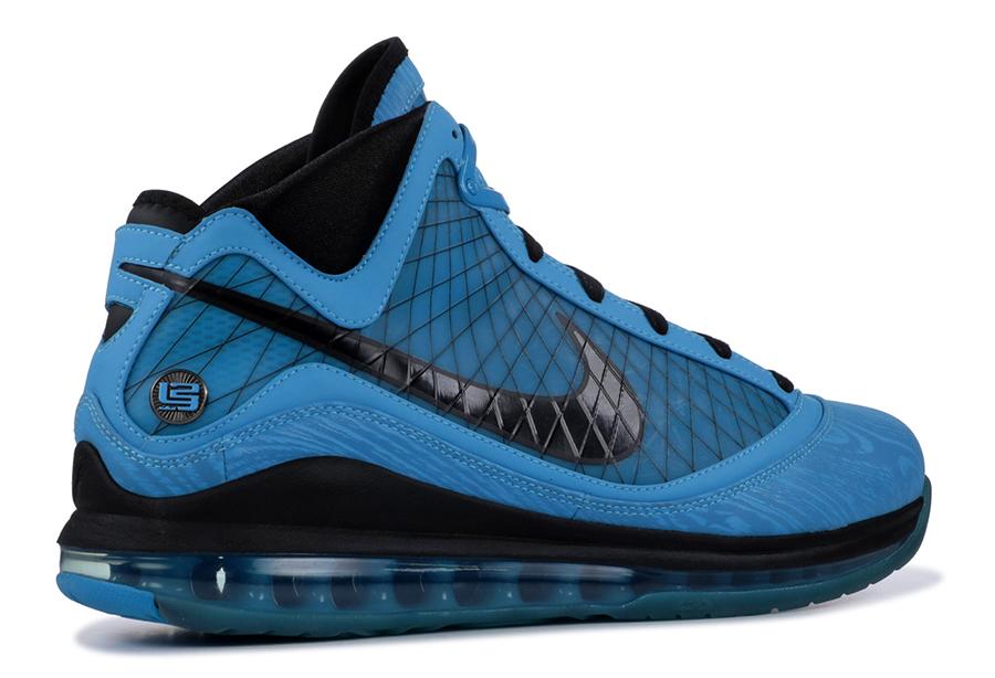 Nike LeBron 7 All-Star Chlorine Blue 2020 CU5646-400 Release Date Info