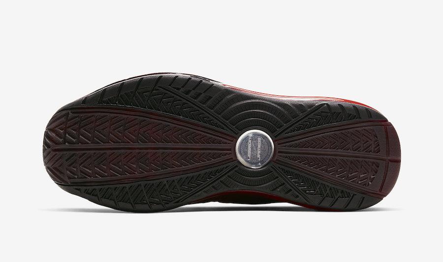 Nike LeBron 7 Christmas CU5133-600 Kids