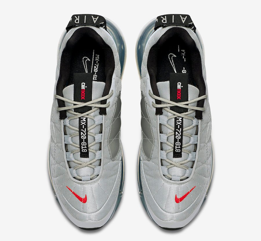 Nike MX 720 818 Silver Bullet CW2621-001 Release Date Info