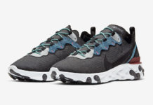 Nike React Element 55 Safari Pack CD2153-001 Release Date Info