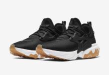 Nike React Presto Black Gum AV2605-007 Release Date Info