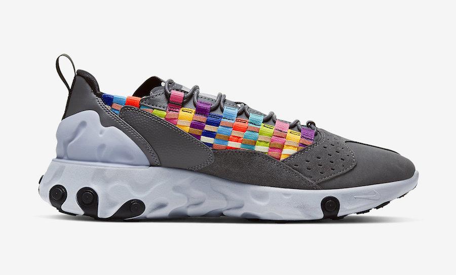 Nike React Sertu Multicolor AT5301-004 Release Date Info