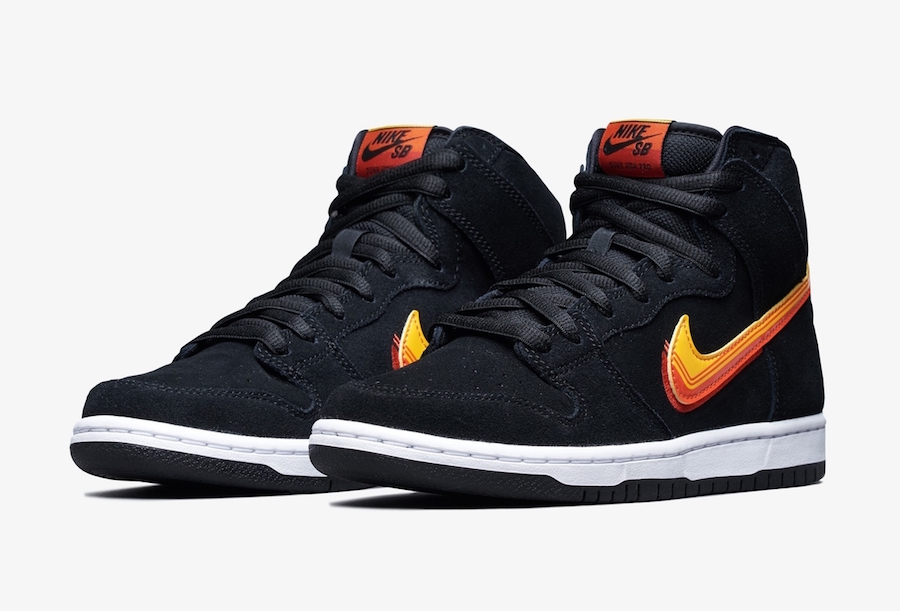 Nike SB Dunk High Truck It BQ6826-003 Release Date Info