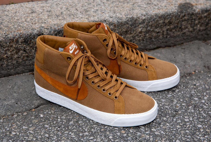 Nike SB Oski Orange Label Blazer Release Date Info
