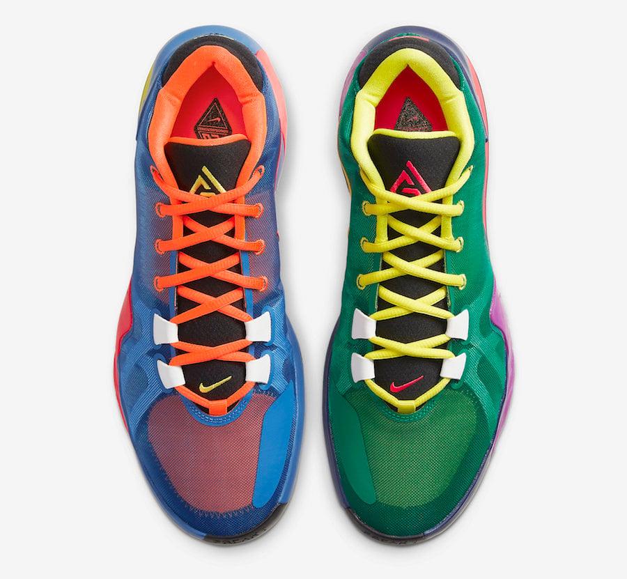 Nike Zoom Freak 1 Multi-Color CT8476-800 Release Date