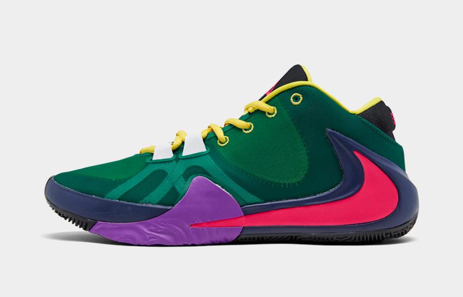Nike Zoom Freak 1 Multicolor CT8476-800 Release Date Info