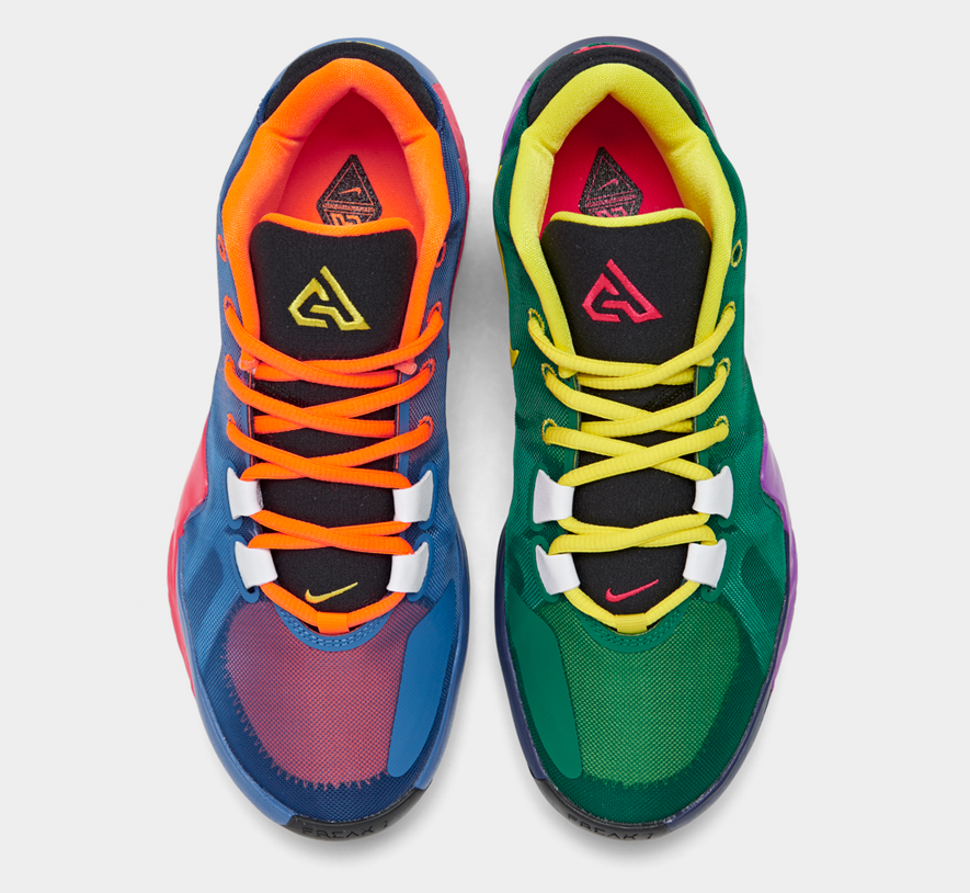 Nike Zoom Freak 1 Multicolor CT8476-800 Release Date Info