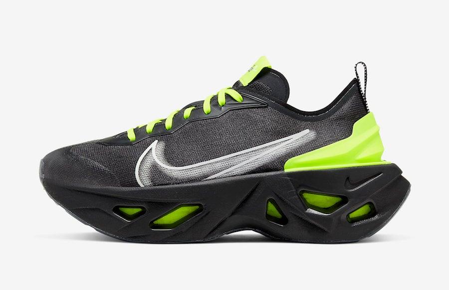 Nike ZoomX Vista Grind Black Volt CT8919-001 Release Date Info