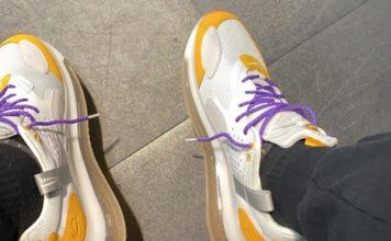 OBJ Nike Air Max 720 LSU Release Date Info