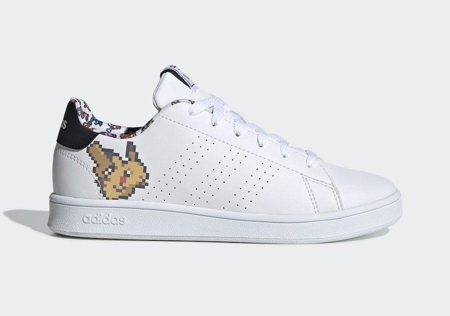 Pokemon adidas Advantage Pikachu Release Date Info | SneakerFiles