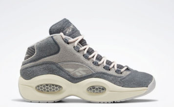 Reebok Question Mid Grey Suede FW0875 Release Date Info