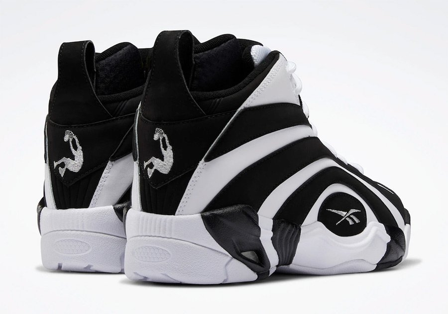 Reebok Shaqnosis White Black EF3069 2019 Release Date Info