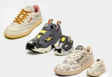 Reebok Tom & Jerry Collection Release Date Info