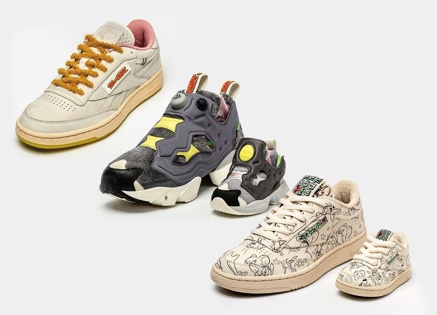 Reebok Tom Jerry Collection Release Date Info