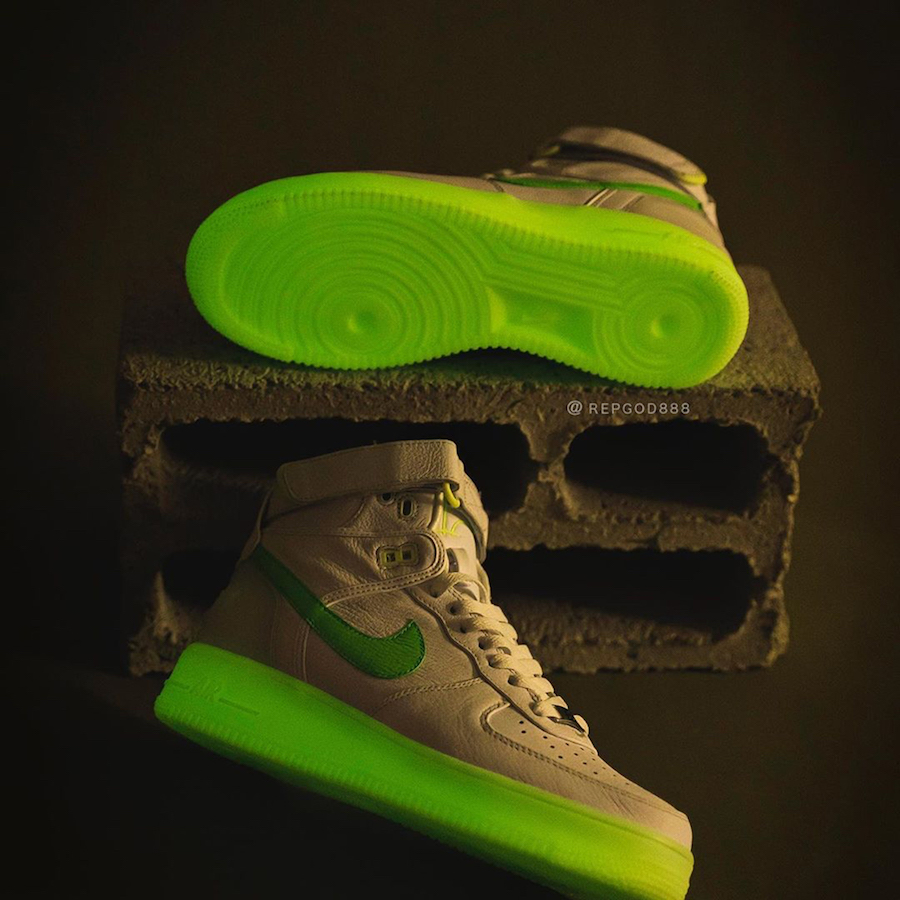 RSVP Gallery Nike Air Force 1 High Release Date Info