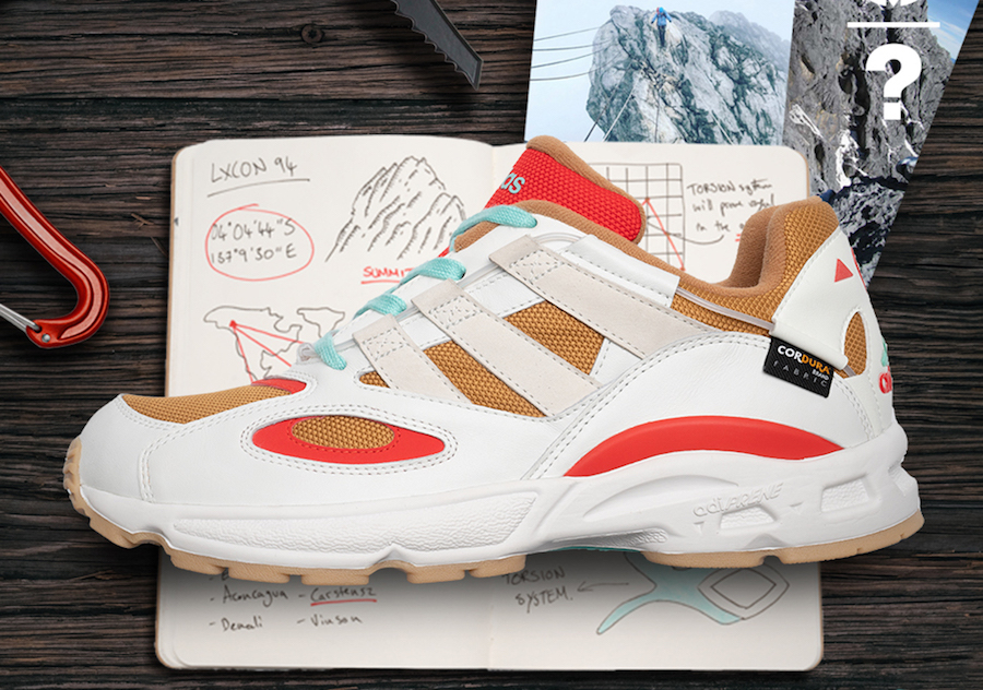 size? adidas LXCON 94 Carstensz Release Date Info