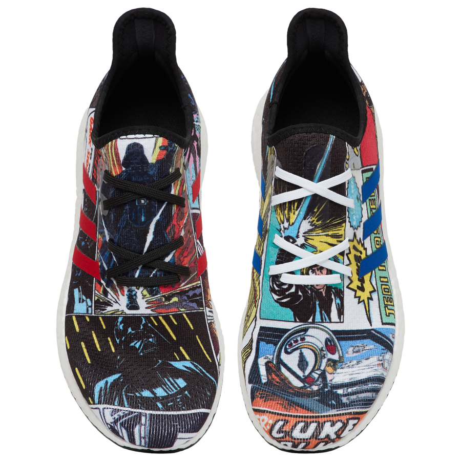 Star Wars adidas Speedfactory AM4 The Force FZ0851 Release Date Info