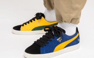 The Hundreds Puma Clyde Decades Release Date Info