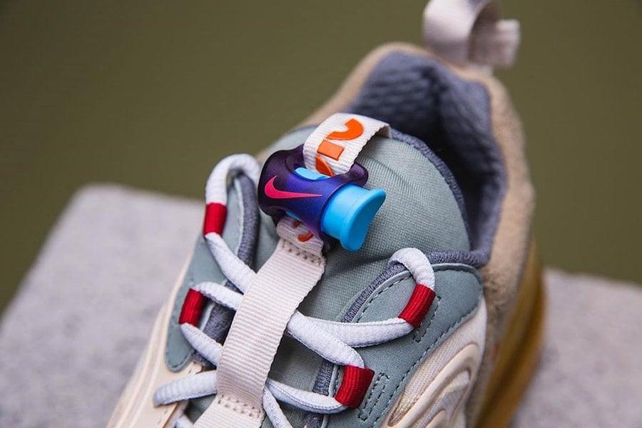 Travis Scott Nike Air Max 270 React Cactus Jack CT2864-200 Release