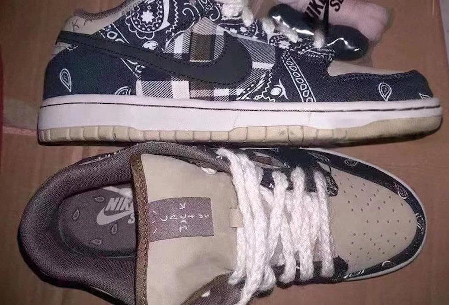 Travis Scott Nike SB Dunk Low Jackboys