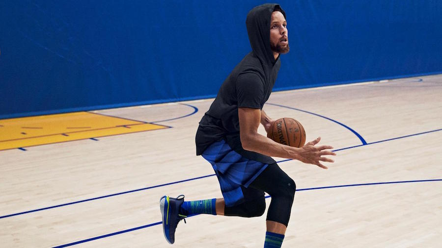 Under Armour Curry 7 Dub Nation Release Date Info