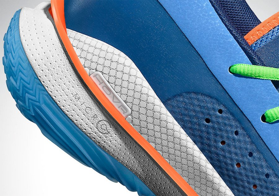 Under Armour Curry 7 Nerf Super Soaker Release Date Info