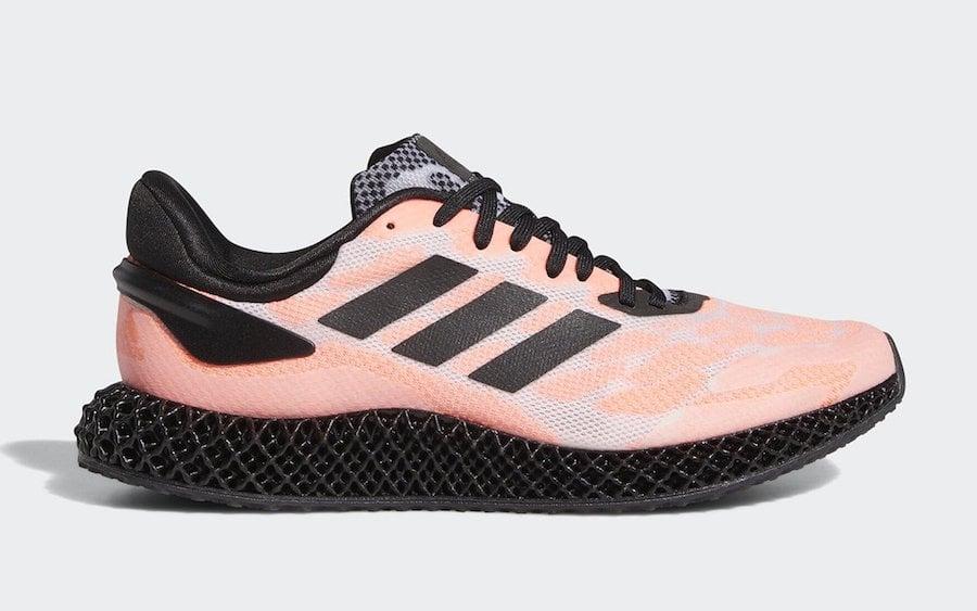 Furioso derrota venganza  pakaian adidas original women black shoes sandals Black Coral FW6839  Release Date Info | Iebem-morelos
