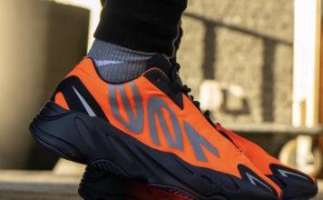 adidas Yeezy 700 MNVN Orange FV3258 Release Date